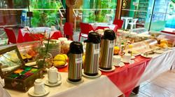 Pousada Caraguatá - Café da manhã - Buffet