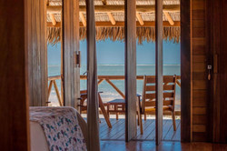 Jaguaribe Lodge - Apto Duplo Casal - Vista mar