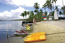 Transamerica Resort Comandatuba - Acesso a praia