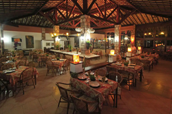 Hotel Portal Lençóis - Restaurante