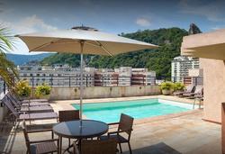 Premier Copacabana Hotel  - Área Externa - Piscina