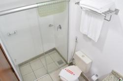 Hotel Praia Centro - Banheiro (1)