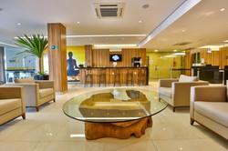 Arcus Hotel Aracajú - Saguão.