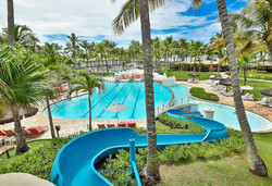 Transamerica Resort Comandatuba - Piscina com toboagua