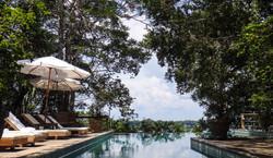 Anavilhanas Lodge- Área Externa - Piscin