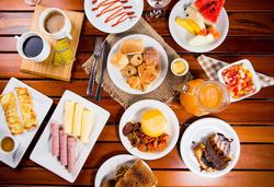 Ocaporã All Inclusive - Café da Manhã