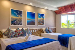 Aldeia da Praia Hotel- Apto Triplo (1)