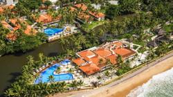 Jatiúca Hotel & Resort- Vista Áerea