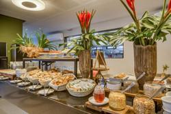 Porto Kaeté - Café da manhã- Buffet