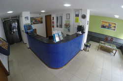 Saint Patrick Praia Hotel - Recepção