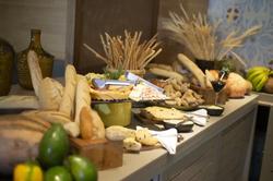 Novotel Itu Terras de São José Golf & Resort- Buffet - Café da manhã
