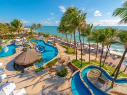 Ocean Palace Beach Resort e Bungalows - Área externa (1)