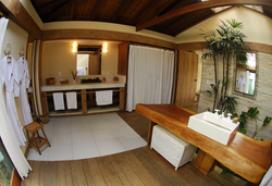Txai Resort Itacaré - Bangalô premium - toalete
