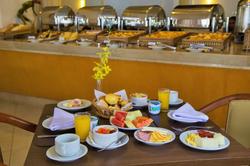 Maceió Atlantic Suites - Café da manhã