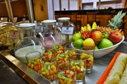 Arcus Hotel Aracajú - Café d manhã - Buf