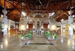 Grand Palladium Imbassaí Resort & Spa - Entrada do Hotel