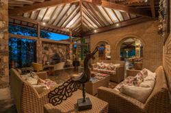 Hotel Canto das Águas- Saguão