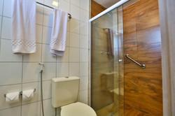 Arcus Hotel Aracajú - Apto Duplo - Banhe