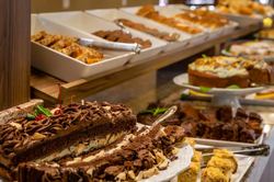 Hotel Fioreze Centro - Buffet -Café da m