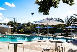 Bahia Plaza Hotel - Área Externa - Piscina (1)