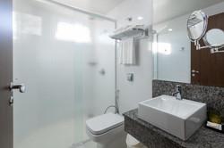 Luz Hotel- Apto - Banheiro