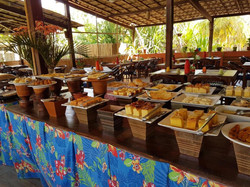 Pousada Praia das Ondas - Café da manha