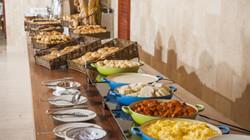 Jatiúca Hotel & Resort- Café da manhã- buffet