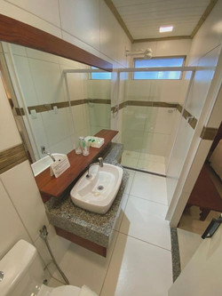 Pousada Alto da Floresta Noronha - Apto- Banheiro (1)