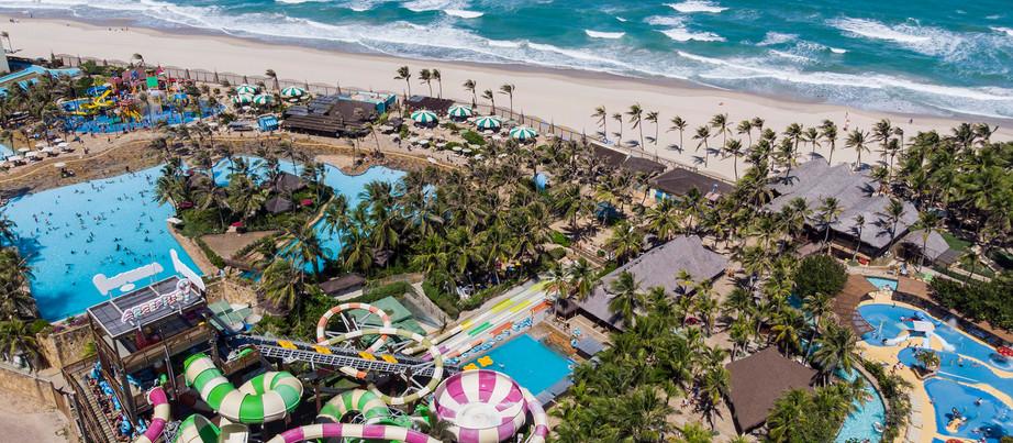 Fechamento do Beach Park até 28/02/2021