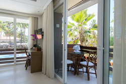 Jatiúca Hotel & Resort- Apto Duplo Casal - Varanda (1)