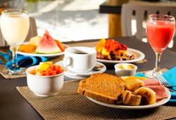 Tabaobi Smart Hotel - Café da manhã