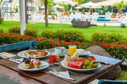 Aldeia da Praia Hotel - Café da manhã