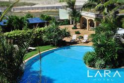 Lara Hotel - Área externa (1)