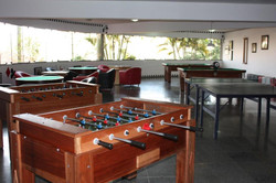 Vilage Inn All Inclusive Poços de Caldas- Salão de Jogos