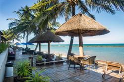 Village Barra Hotel - Acesso à praia
