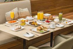 Hotel Emiliano - Café da manhã