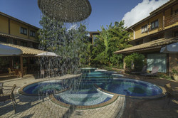 Hotel Via dos Corais - Área Externa