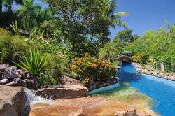 Hotel Canto das Águas - Piscina - área externa
