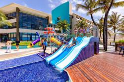 Ocean Palace Beach Resort e Bungalows - Parque aquatico (2)