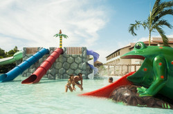 parque aquatico infantil