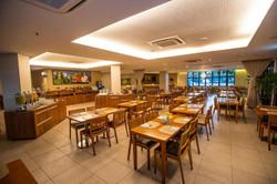 Dell Mar Hotel - Área do café da manhã