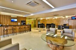 Arcus Hotel Aracajú - Lounge - Recepção.