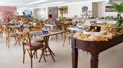 Village Confort Hotéis e Flat João Pessoa- Restaurante