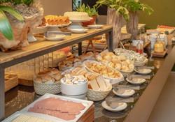 Porto Kaeté - Buffet - Café da manhã