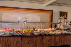 Nacional Inn Araxá Previdência - Buffet