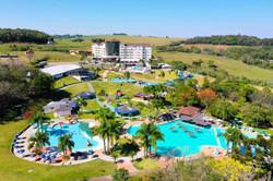 Machadinho Thermas Resort e  SPA - Vista Aérea