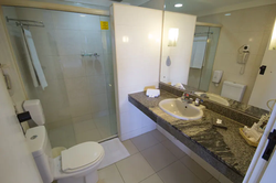 Maceió Atlantic Suites - Apto- Banheiro