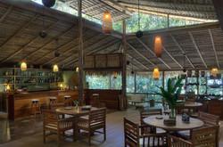 Anavilhanas Lodge- Área Interna - Lounge