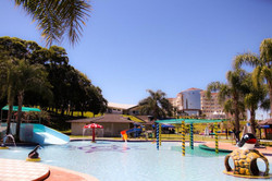 Machadinho Thermas Resort SPA - Área externa - Piscina infantil