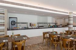 Sleep Inn Vitória Praia do Canto- Restaurante - Saguão